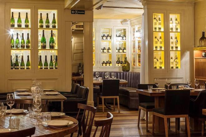 Ajoblanco - Restaurante decoracion