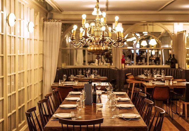 ajoblanco restaurante calle tuset