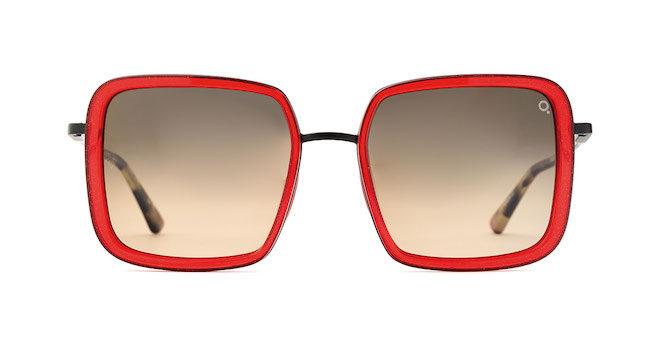 gafas de sol cuadradas etnia