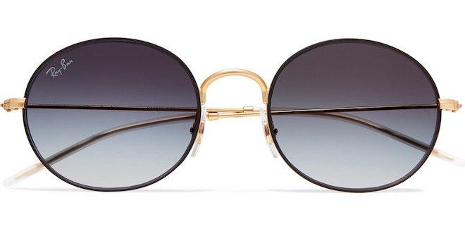 gafas de sol moda 2019 redondas