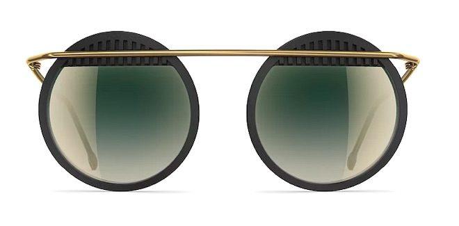 gafas de sol moda 2019 redondas neubau