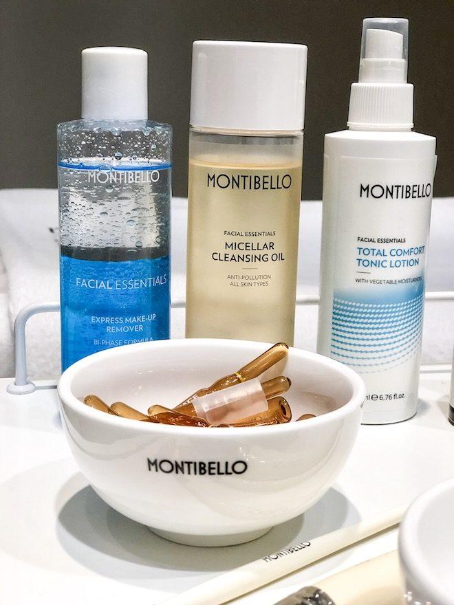 limpieza facial tratamiento montibello