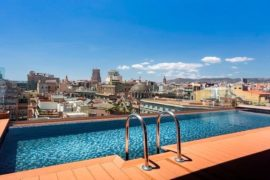 setmana terrasses hotels negresco barcelona