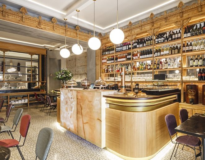 we bistrot restaurante eixample barcelona