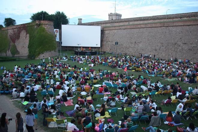 cine de verano barcelona sala montjuic