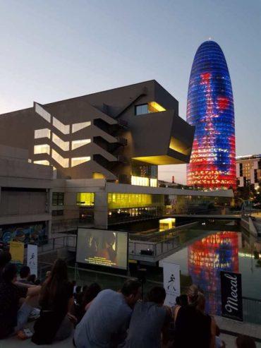 mercal air cine verano barcelona