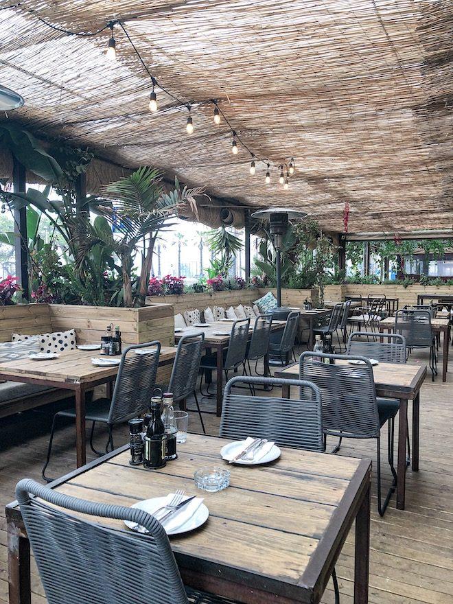terraza beach restaurant ethniko