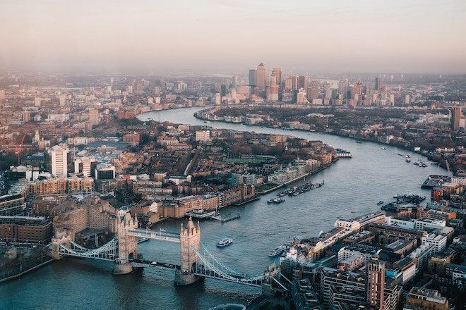 London viaje de verano