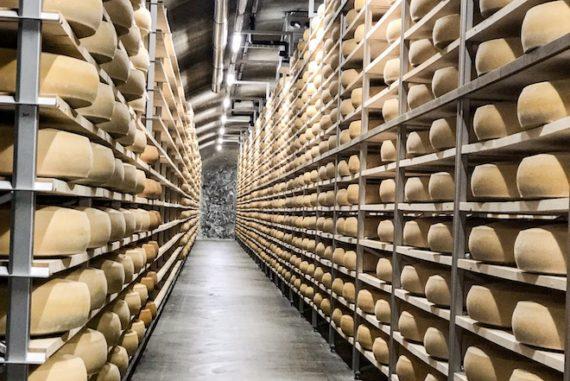 maduracion queso emmentaler suiza