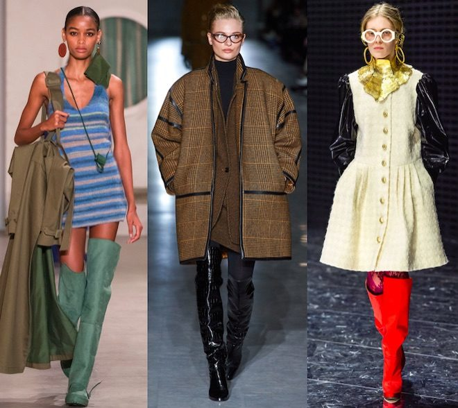 moda botas cuissardes invierno 2020