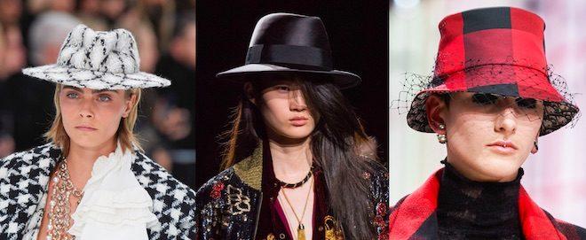 moda invierno 2020 sombrero