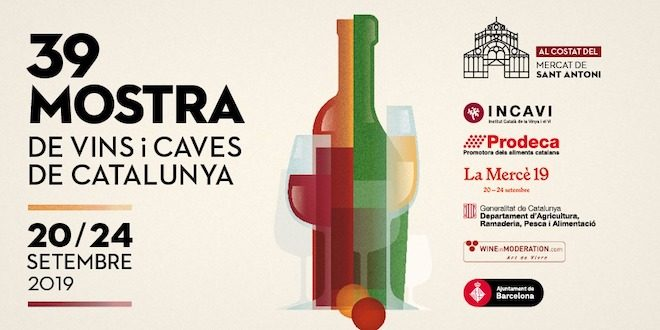 mostra de vinos do catalunya