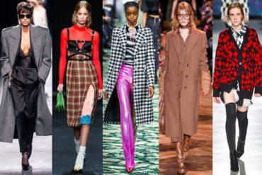 tendencias moda otono invierno 2019 2020