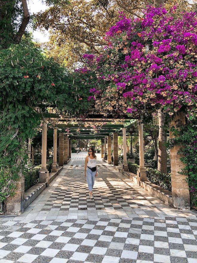 turismo cadiz jardines