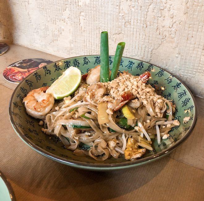 padthai tradicional