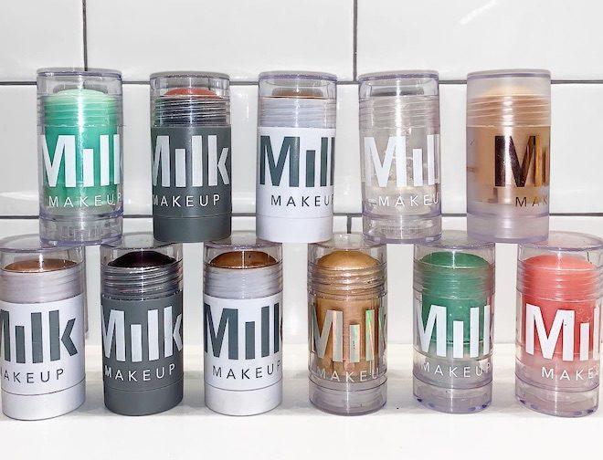 maquillaje vegano milk makeup