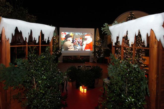 cine de navidad en barcelona