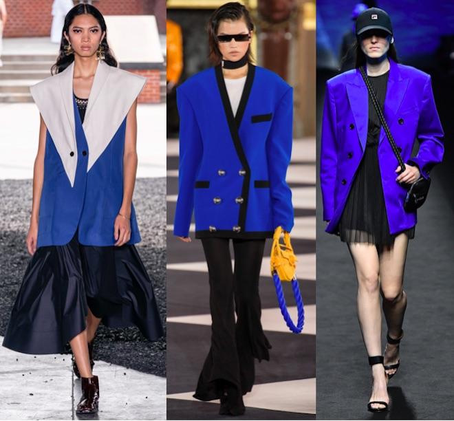 classic blue color de moda 2020