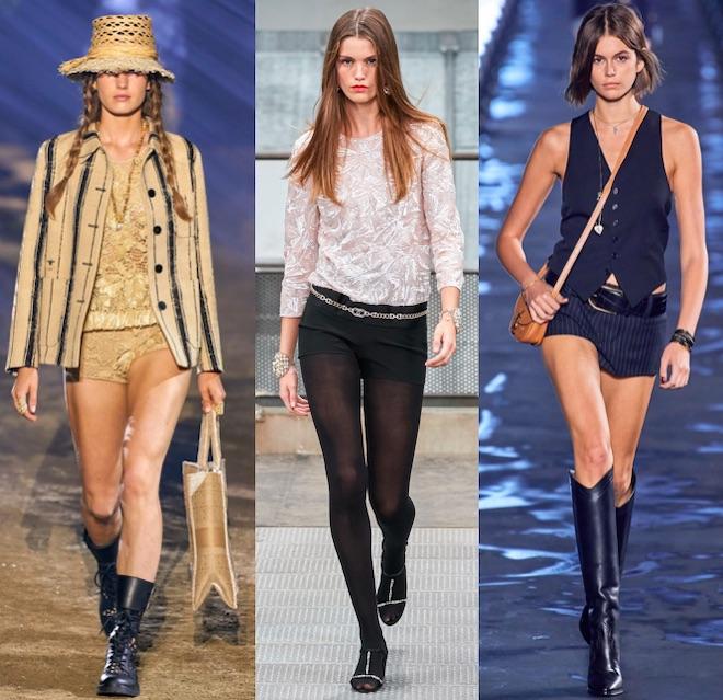 moda primavera verano 2020 shorts