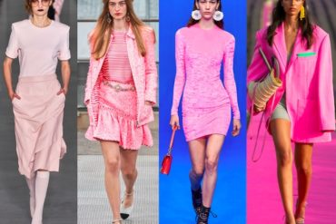 rosa color de moda 2020
