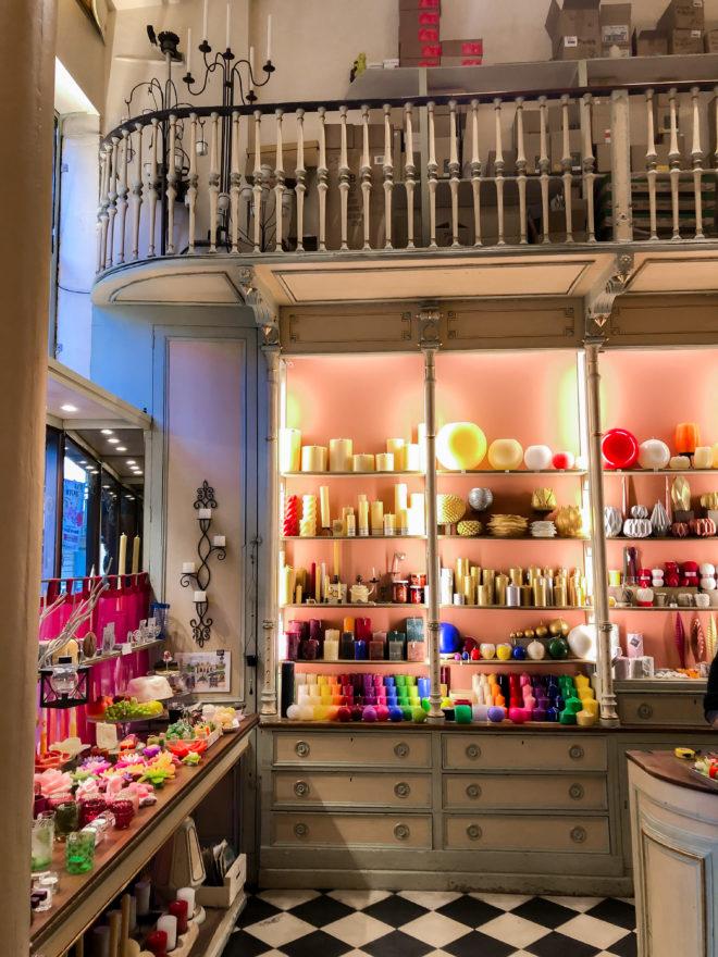 tienda de velas barcelona