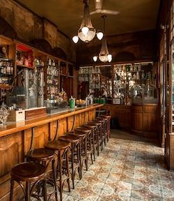 la confiteria bar modernista barcelona