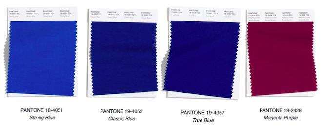 azul color de moda 2020