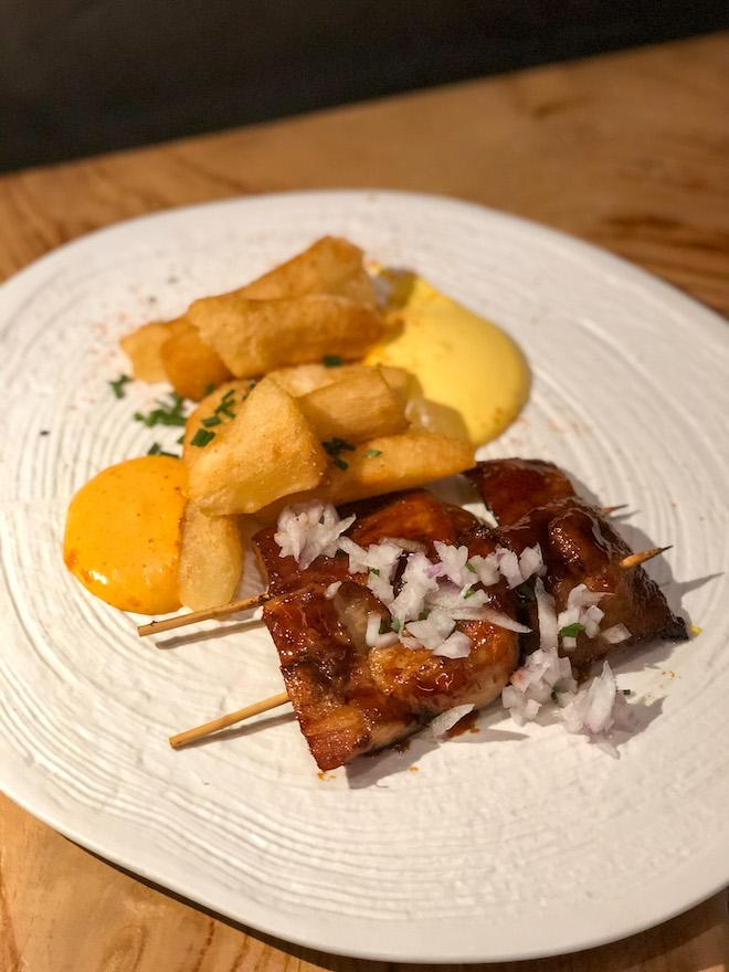cocina nikkei eixample barcelona