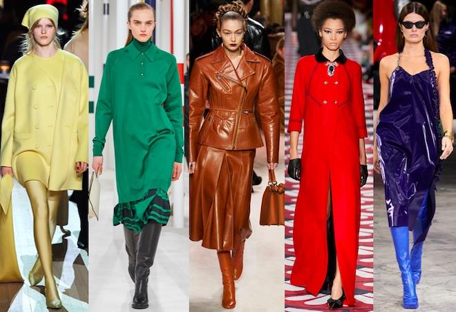 colores de moda otono invierno 2020