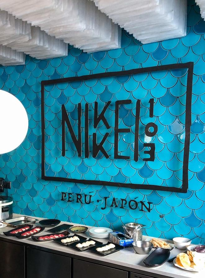 nikkei 103 restaurante japones peruano