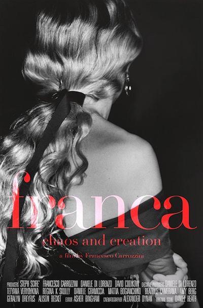 Franca_Chaos_and_Creation FASHION FILM