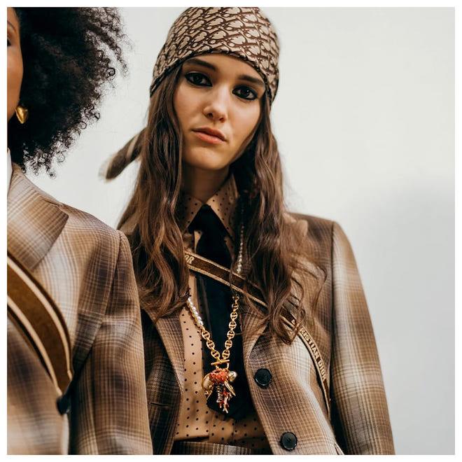collar Sautoir_Dior