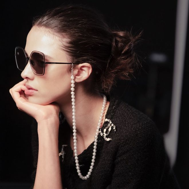 perlas moda joyeria chanel