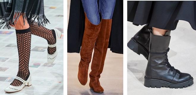 zapatos de moda invierno 2020