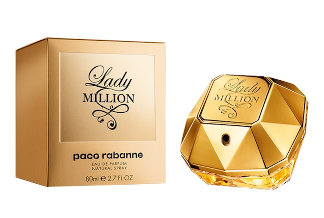 perfume mujer lady million