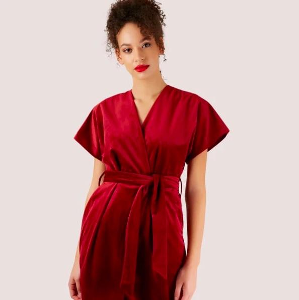 dressbarn kimono