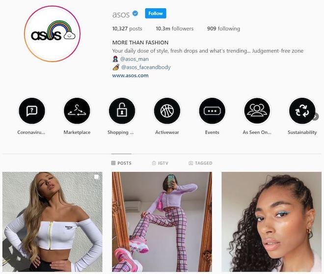 perfil-instagram-asos
