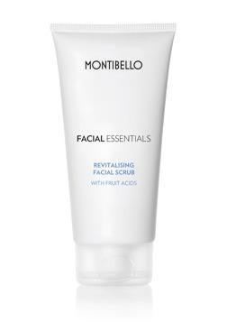 scrub facial revitalizante