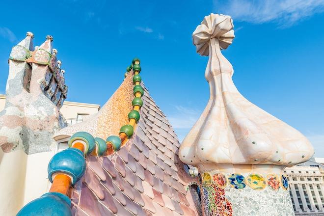 Viaja a la mente de Gaudí en Casa Batlló
