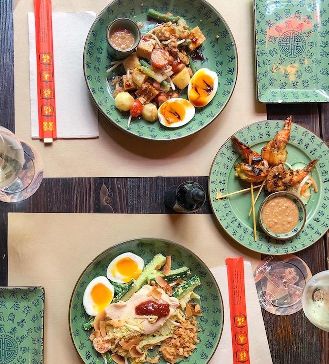 restaurante boa bao barcelona