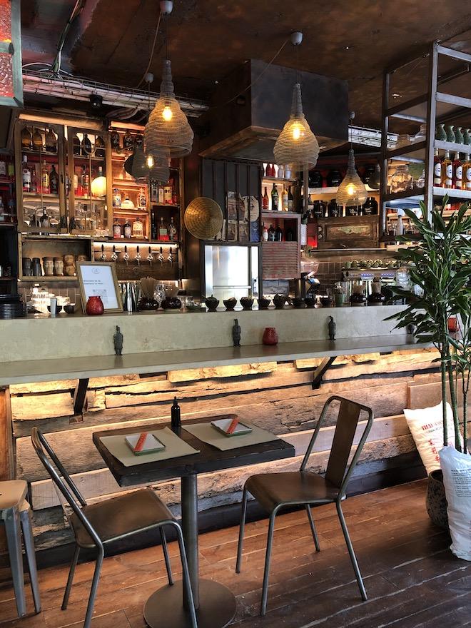 restaurante boa bao decoracion