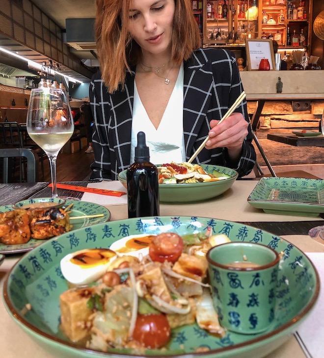 restaurante comida asiatica barcelona