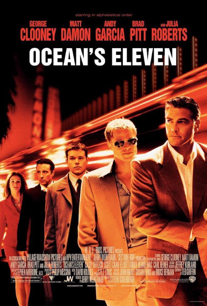 Oceans Eleven- Hagan juego
