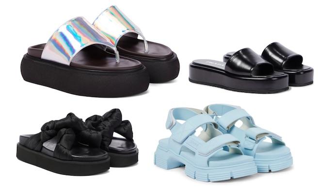zapatos de tendencia verano 2021