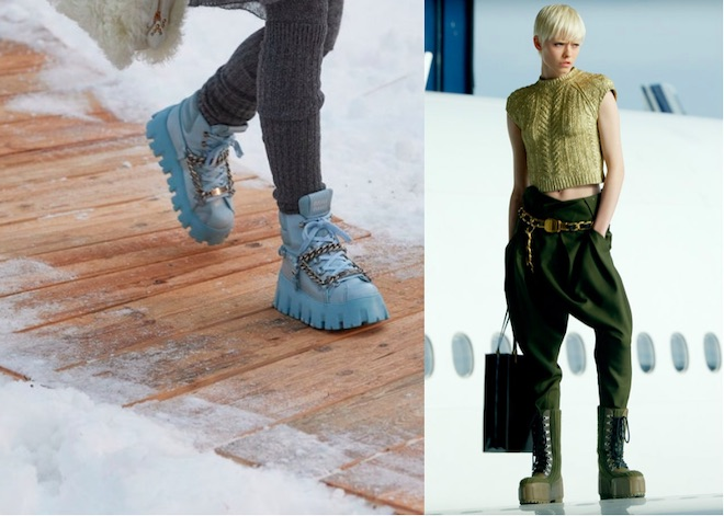 calzado tendencias 2021 combat boots