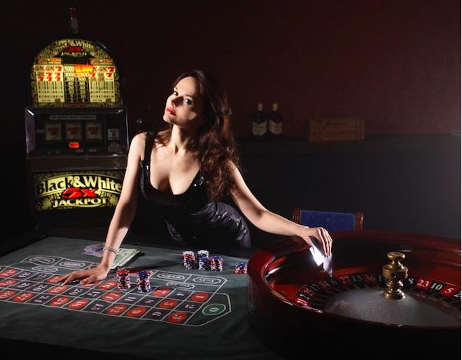 modelos que juegan en los casinos