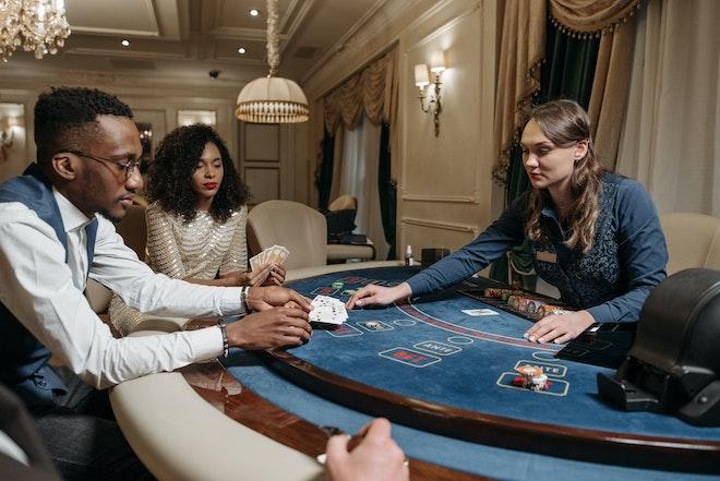 vestimenta casino