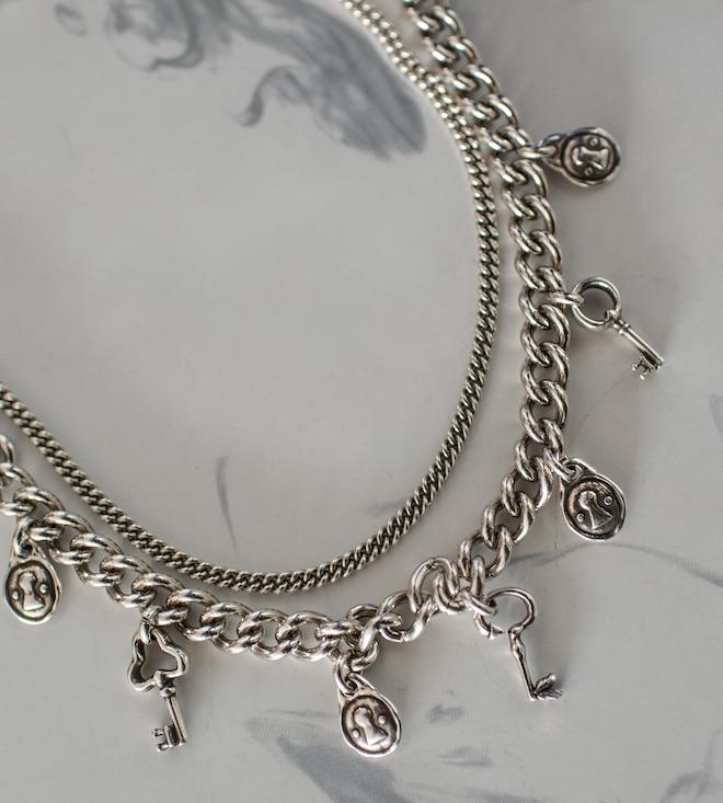 collares de invierno cadenas