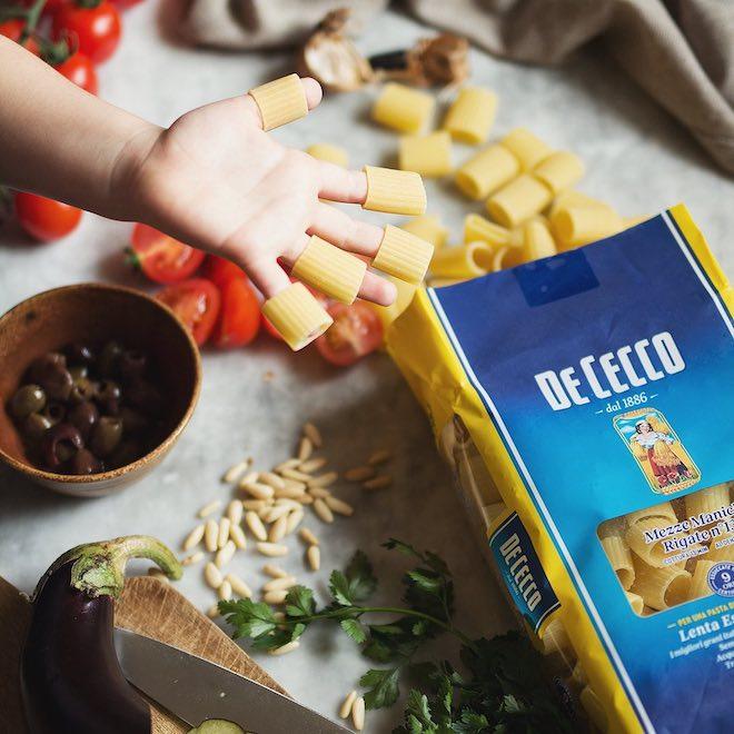 tiendas de productos de comida italiana